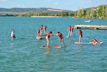 camping puente paddle surf - CAMPING PUEBLO BLANCO