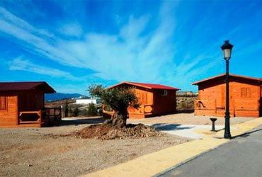 camping puente blanco cabañas albergues - CAMPING PUEBLO BLANCO