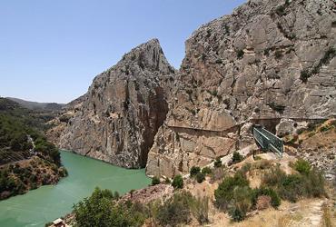 caminito del rey - CAMPING PUEBLO BLANCO