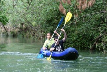 camping de las herrerias kayak - CAMPING PUENTE DE LAS HERRERÍAS