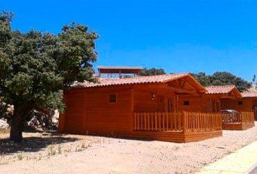 camping puente blanco bungalows - CAMPING PUEBLO BLANCO